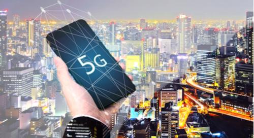 Smartphone mit 5G im Display