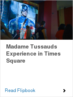 Madame Tussauds Experience in Times Square