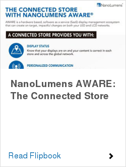 NanoLumens AWARE: The Connected Store
