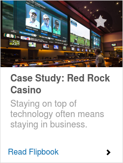 Case Study: Red Rock Casino