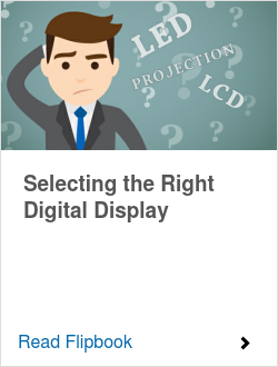 Selecting the Right Digital Display