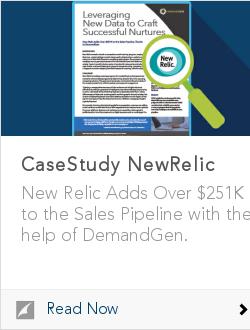 CaseStudy NewRelic