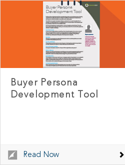 Buyer Persona Development Tool