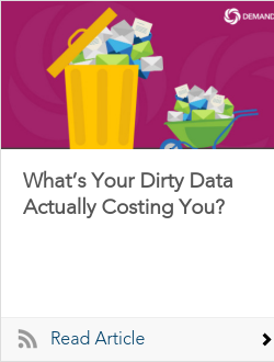 What's Your Dirty Data Actually Costing You?