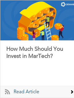 How Much Should You Invest in MarTech?