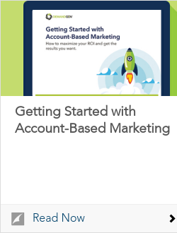 Getting Started with Account-Based Marketing