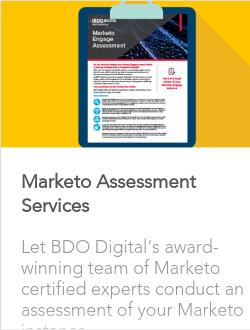 Marketo Assessment Services