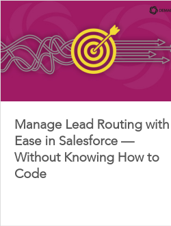 Manage Lead Routing with Ease in Salesforce — Without Knowing How to Code
