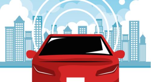 Autonomous car and wireless connectivity