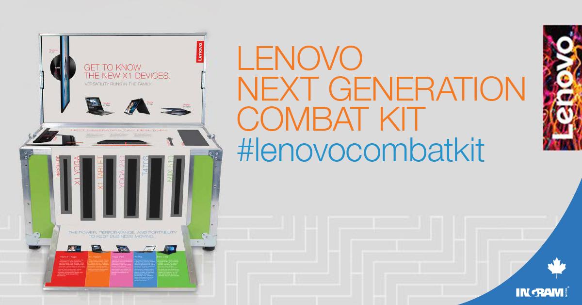 Lenovo Combat Kit