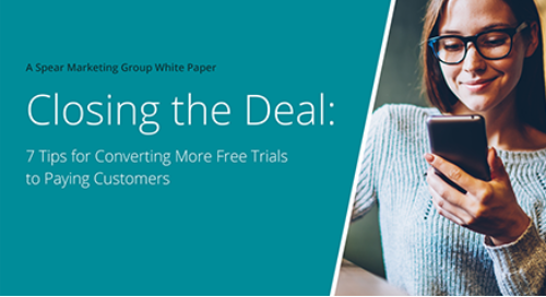 Closing the Deal: 7 Tips for Converting More Free Trials to Paying Customers