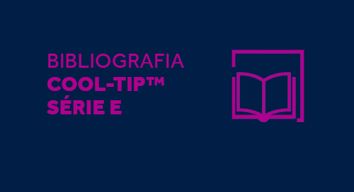 Bibliografia Sistema Cool-tip™ Série E
