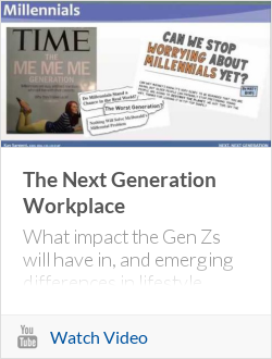 The Next Generation Workplace