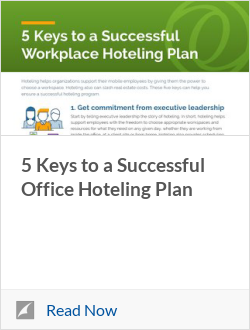 5 Keys to Successful Office Hoteling