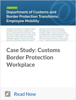 Case Study: Customs Border Protection Workplace