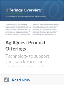 AgilQuest Product Offerings