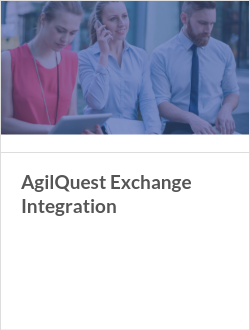 AgilQuest Exchange Integration