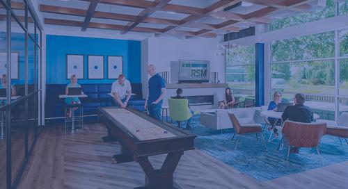 Case Study: RSM Streamlines Workplace Experience [PDF]