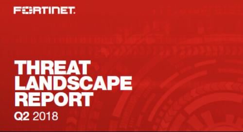 Q2 2018 Threat Landscape Report