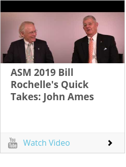 ASM 2019 Bill Rochelle's Quick Takes: John Ames