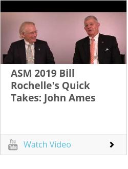 ASM 2019 Bill Rochelle's Quick Takes: John Ames