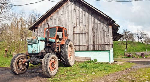 The Challenge of the New Farm Crisis