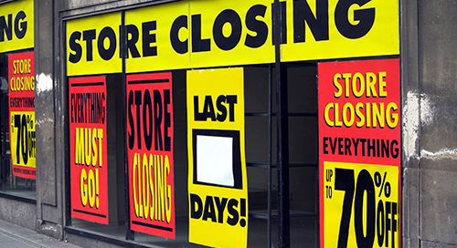 What Do You Do When Your Anchor Store Sinks?