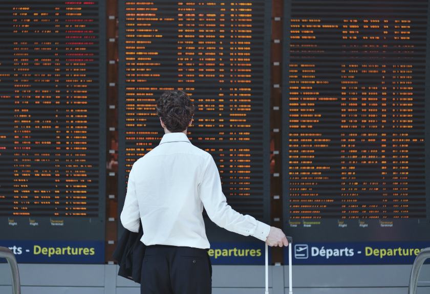 Intelligent airports benefits travelers and airports