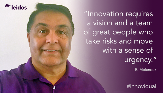 Enrique Melendez develops and guides the overall airport business strategy at Leidos.