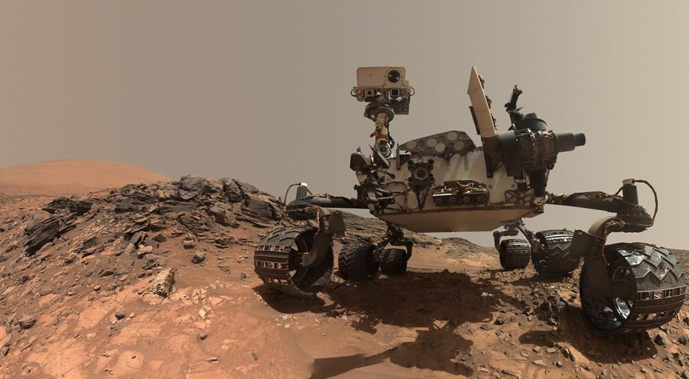 Mars Science Laboratory Curiosity rover