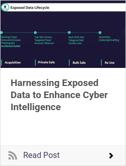 Harnessing Exposed Data to Enhance Cyber Intelligence