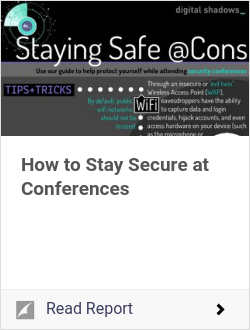 How to Stay Secure at Conferences