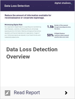 Data Loss Detection Overview