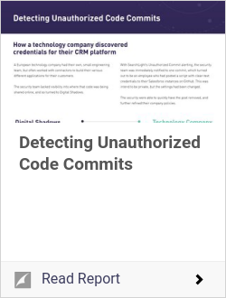 Detecting Unauthorized Code Commits