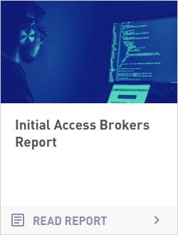 Initial Access Brokers Report