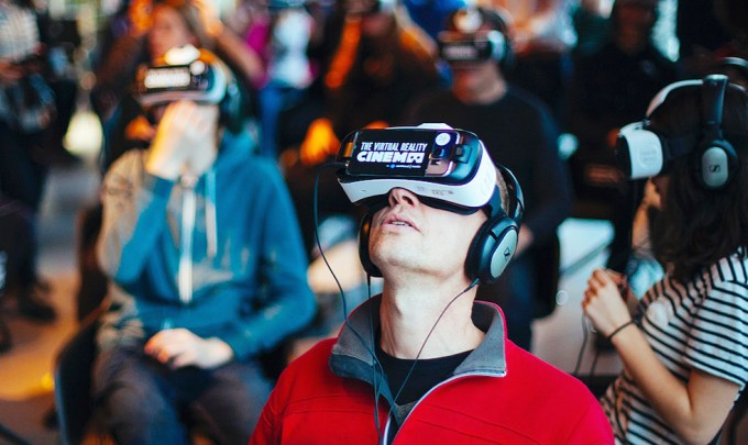 VR and event marketing continues to develop