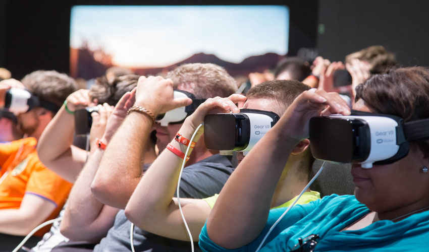 Virtual Reality for Your Next Event