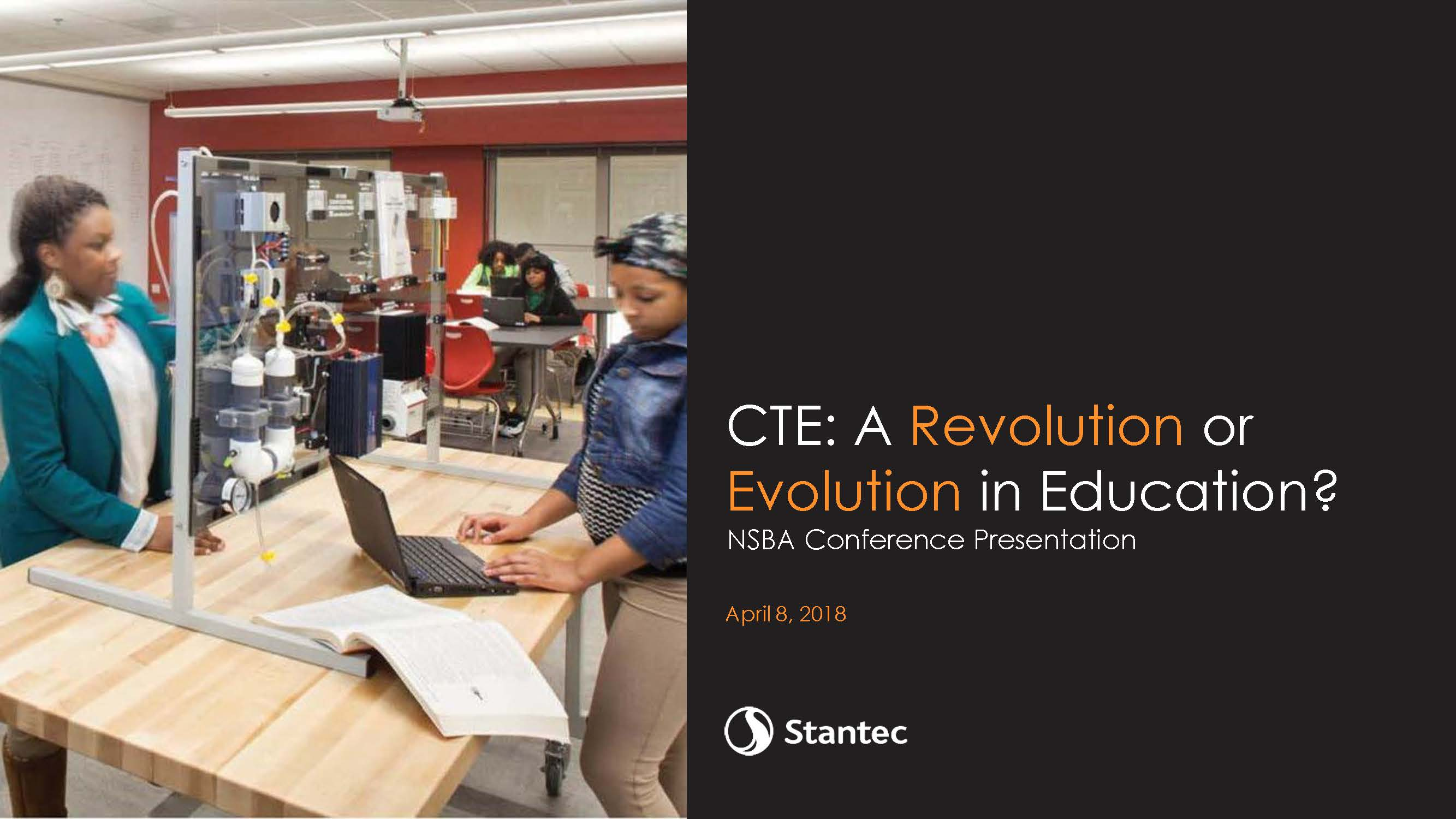 Download your free copy of our NSBA 2018 presentation on the next generation of CTE spaces