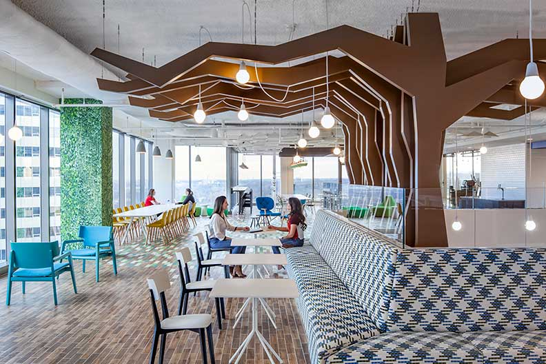 Successful Design Can Further Face To Human Connection At University It Transform Disused Retail Outlets Into Convenient Access Points For