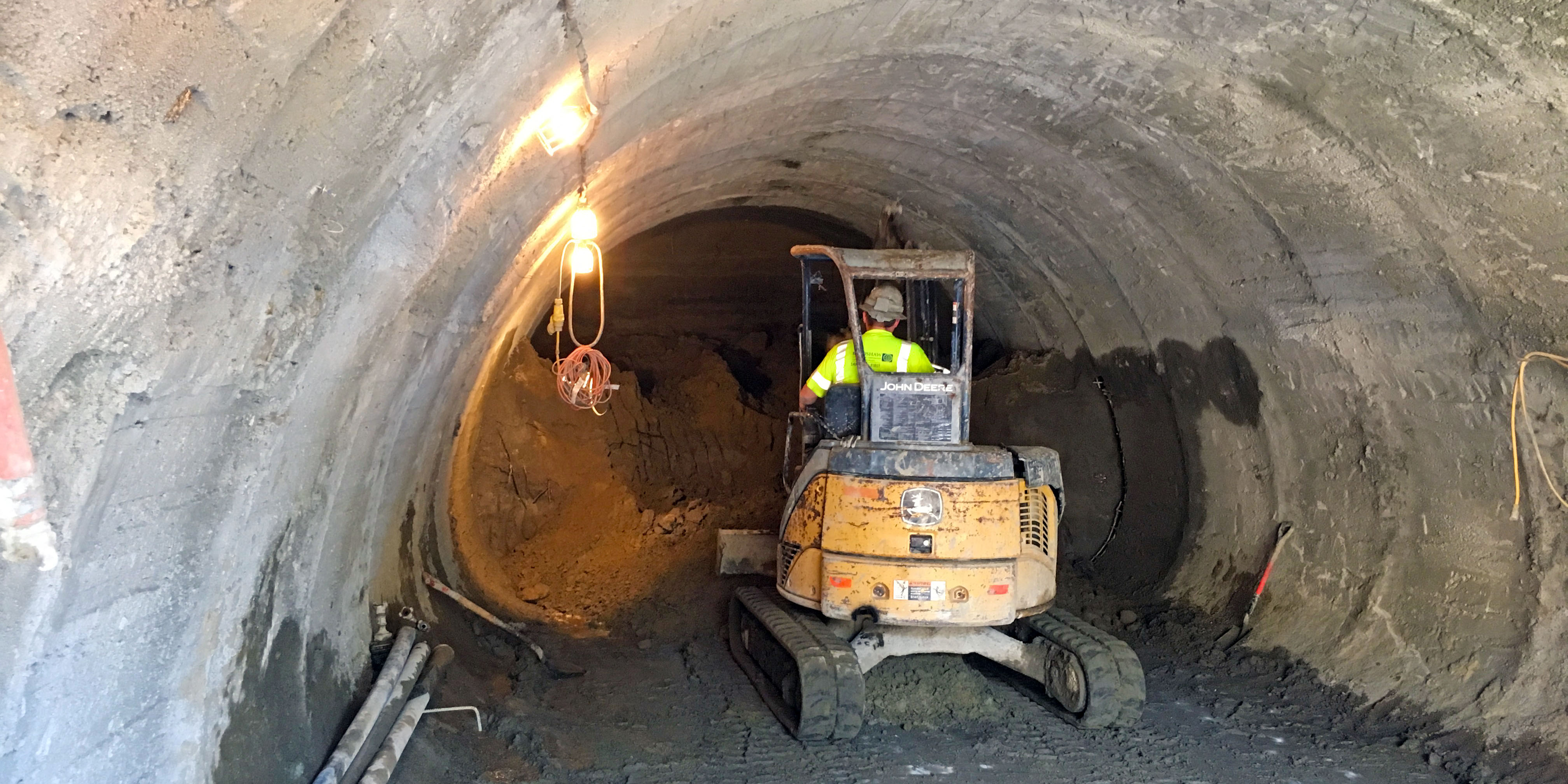 Published: Tunneling Rules of Thumb: Sequential Excavation Method Tunnelling