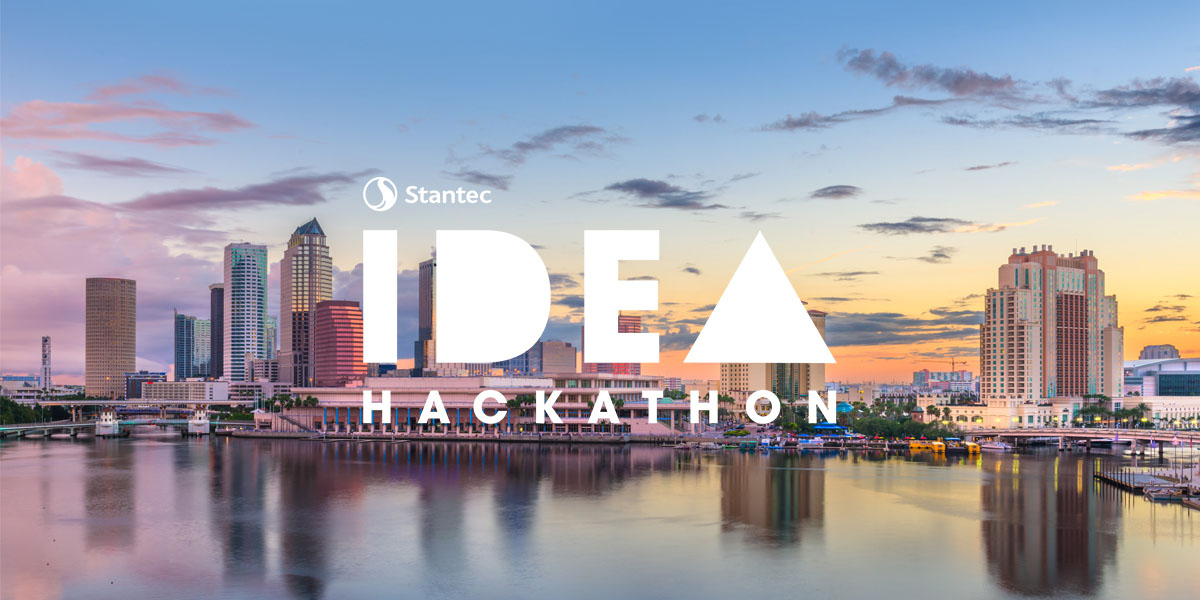 Stantec Idea Hackathon: Toward a Smart Tampa (Idea Book)