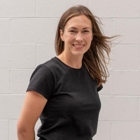 Sarah McDevitt, cofondatrice de Core Wellness et de l'appareil électronique pour le bien-être core