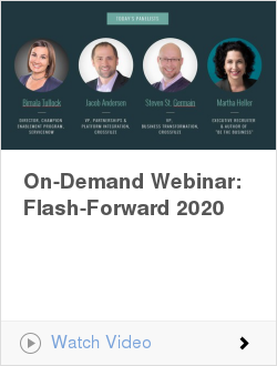On-Demand Webinar: Flash-Forward 2020