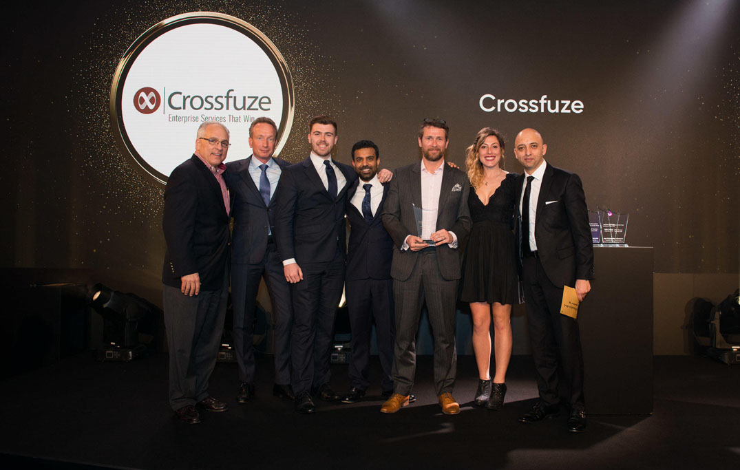 Crossfuze EMEA Award