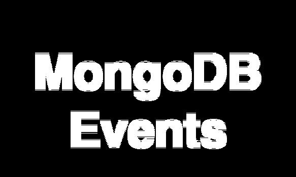 MongoDB Events logo