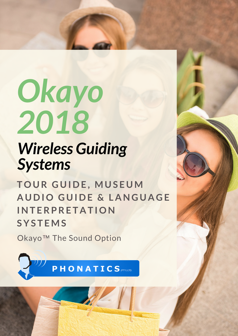 Okayo 2018 Wireless Guiding Systems [Flipbook]