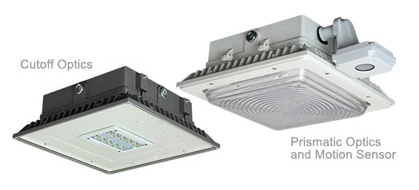 Parkpak LED luminaire