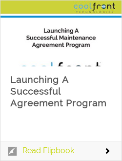 Automating Maintenance Agreements Launching A Successful Agreement Program  ...