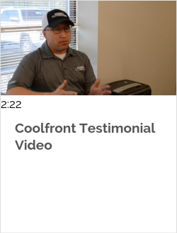 Coolfront Testimonial Video