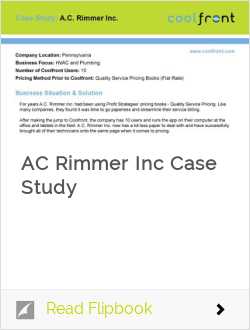 AC Rimmer Inc Case Study